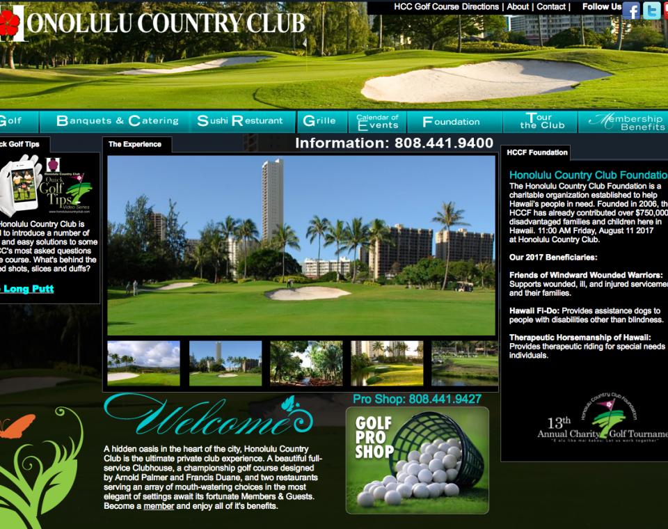 Honolulu Country Club